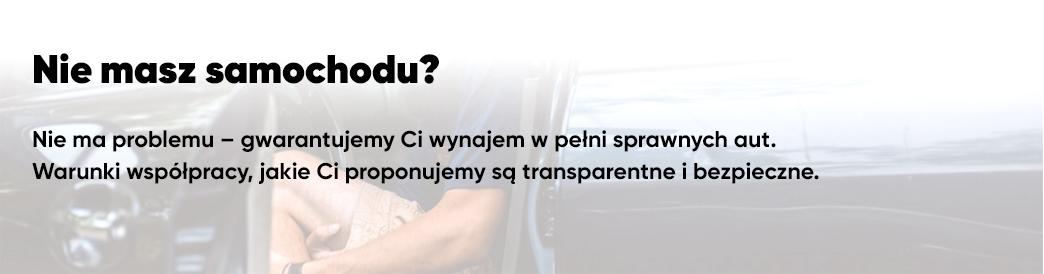 Praca Uber Poznań